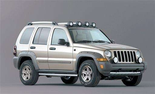 The 2005 Jeep Liberty Renegade is among the