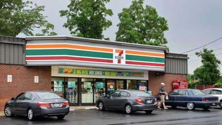 An exterior view of the 7-Eleven in Port