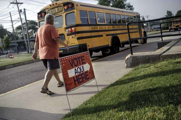 North Babylon's School District holds a revote after