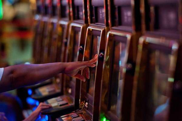 There are more 4,000 video lottery terminals spread