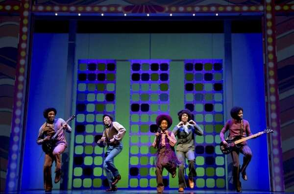 Motown: The Musical - Rauymond Luke, Jr. as