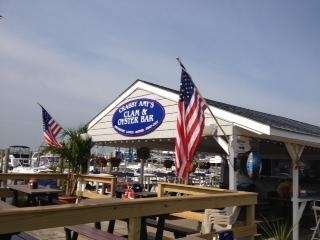 Crabby Amy's, fully remodeled, is up and running