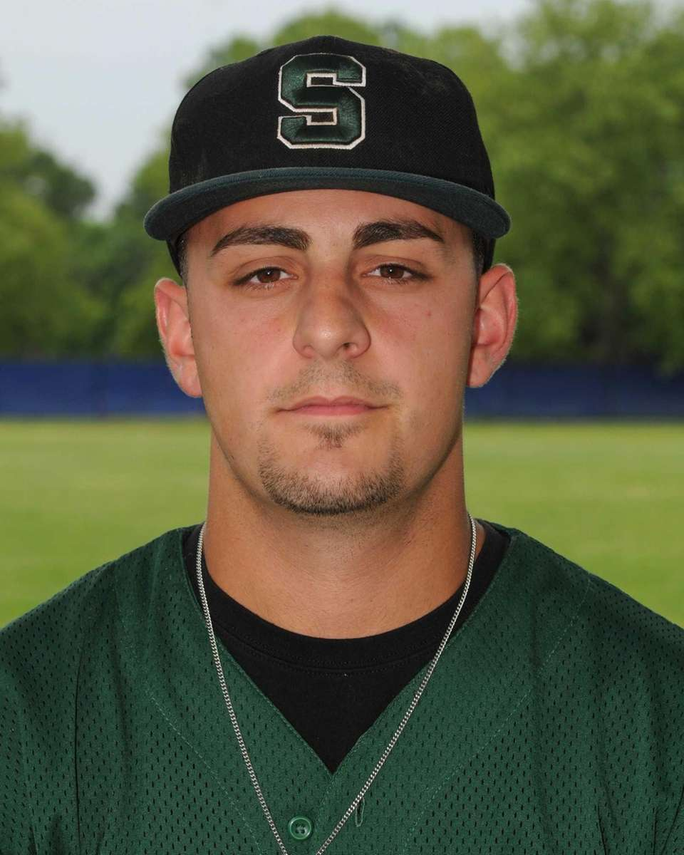 ANTHONY MARTELLI Nassau Player of the Year, Shortstop/Pitcher,
