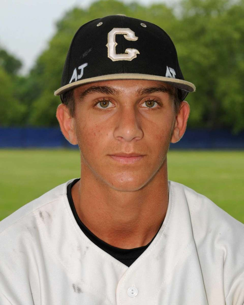 JESSE BERARDI Shortstop, Commack, junior The slick-fielding shortstop