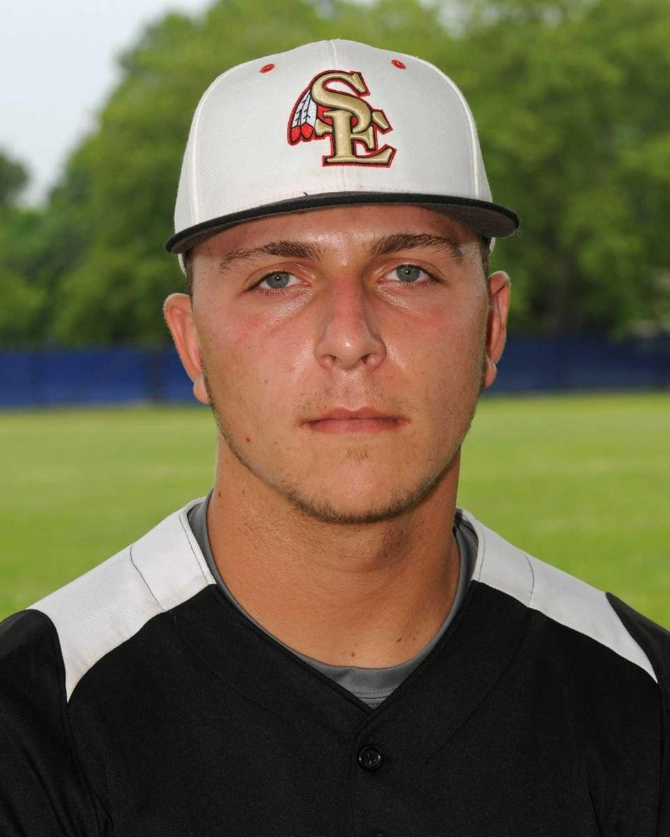 DAN HETZEL Outfielder, Sachem East, senior The League