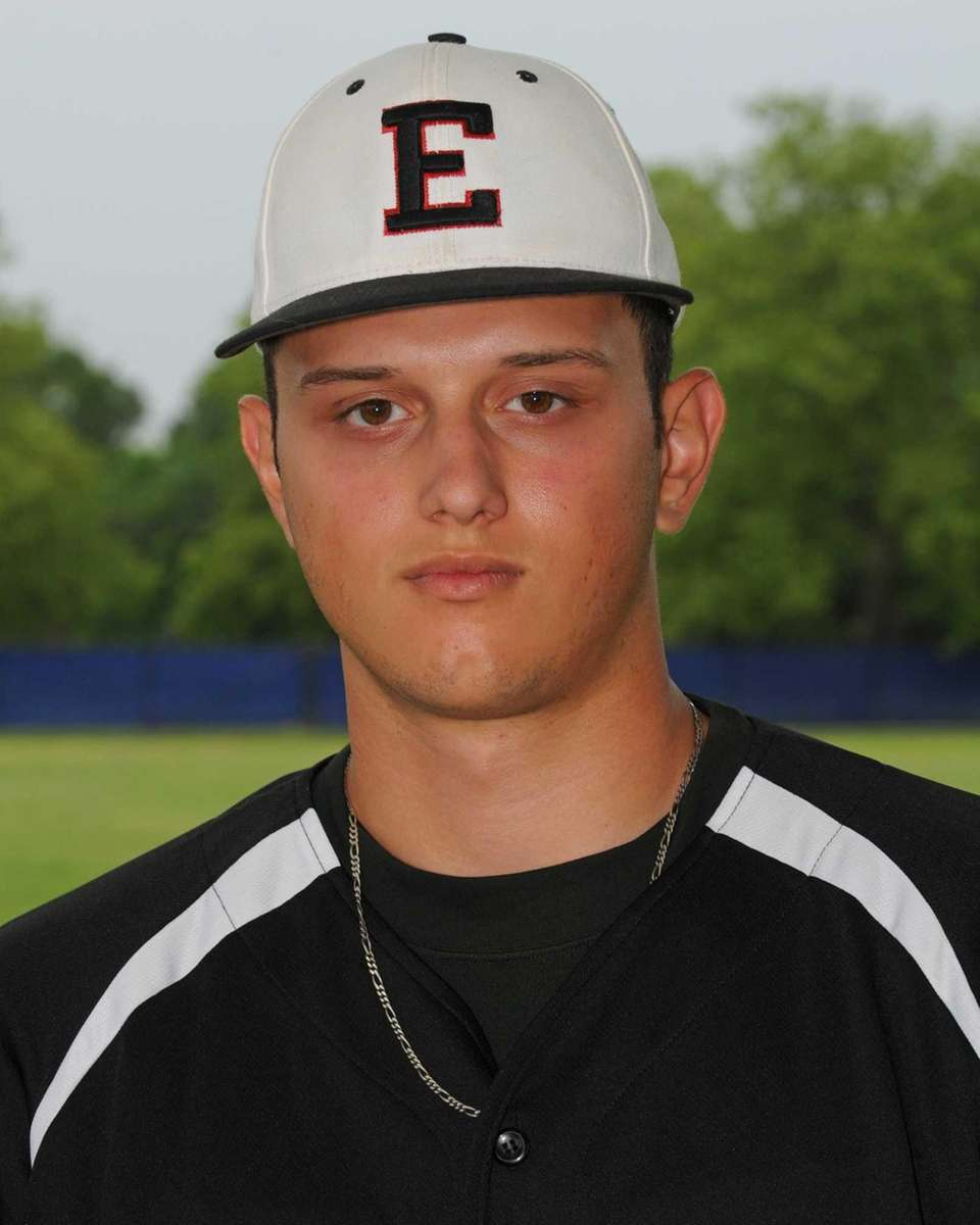 STEPHEN WOODS Pitcher, Half Hollow Hills East, senior