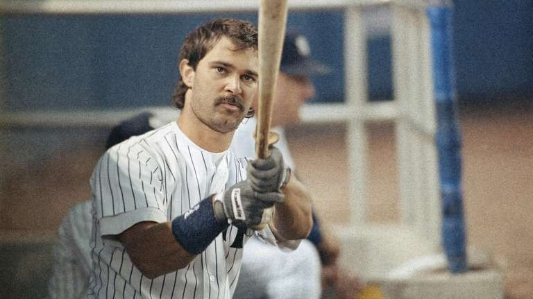Don Mattingly hit .307 with 222 home runs