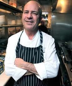 Noted Florida chef Mark Militello is cooking at