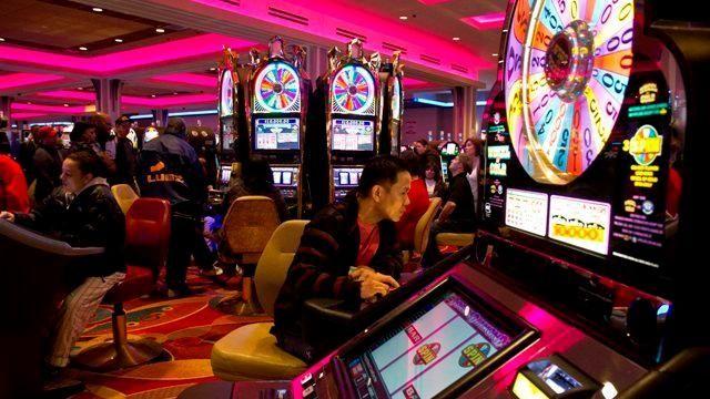 Resorts World Casino in Jamaica, Queens.(Barbara Alper)