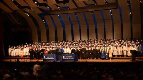 The 339 members of Valley Stream Central High