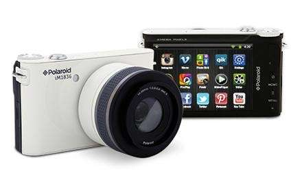 The Polaroid iM1836 is the brand's first smart