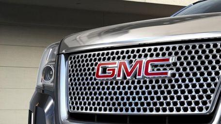 Behind Porsche, the GMC brand had the fewest
