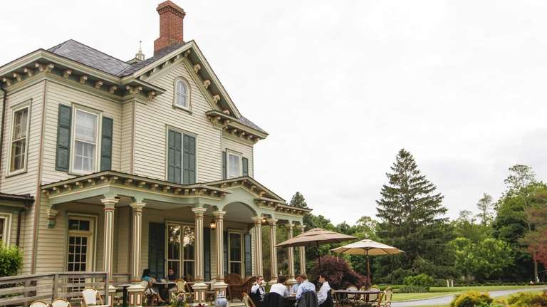 The Jedediah Hawkins Inn and Restaurant in Jamesport.