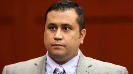 George Zimmerman in court on the third day