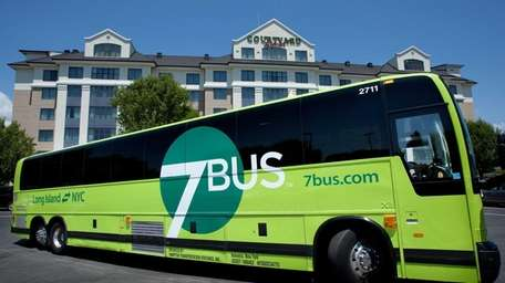 The new 7Bus, a revamped bus service that