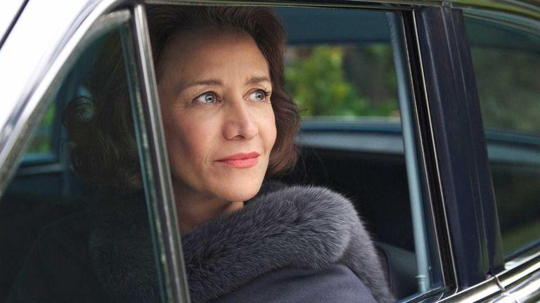 Janet McTeer as Mary McCarthy in Margarethe von