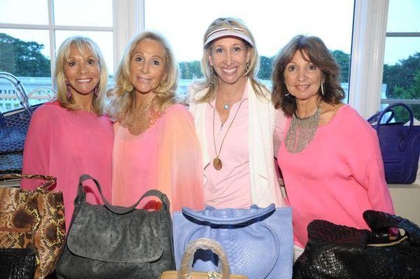 Brenda Axelrod, Patty Greenberg, Lisa Konsker and Carol