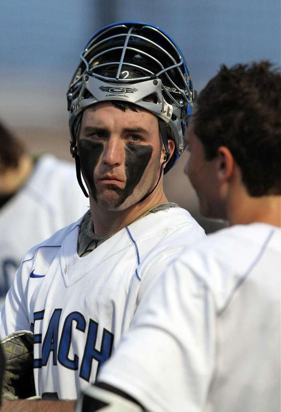 J.T. FORKIN Long Beach, Midfield, Sr. Despite playing