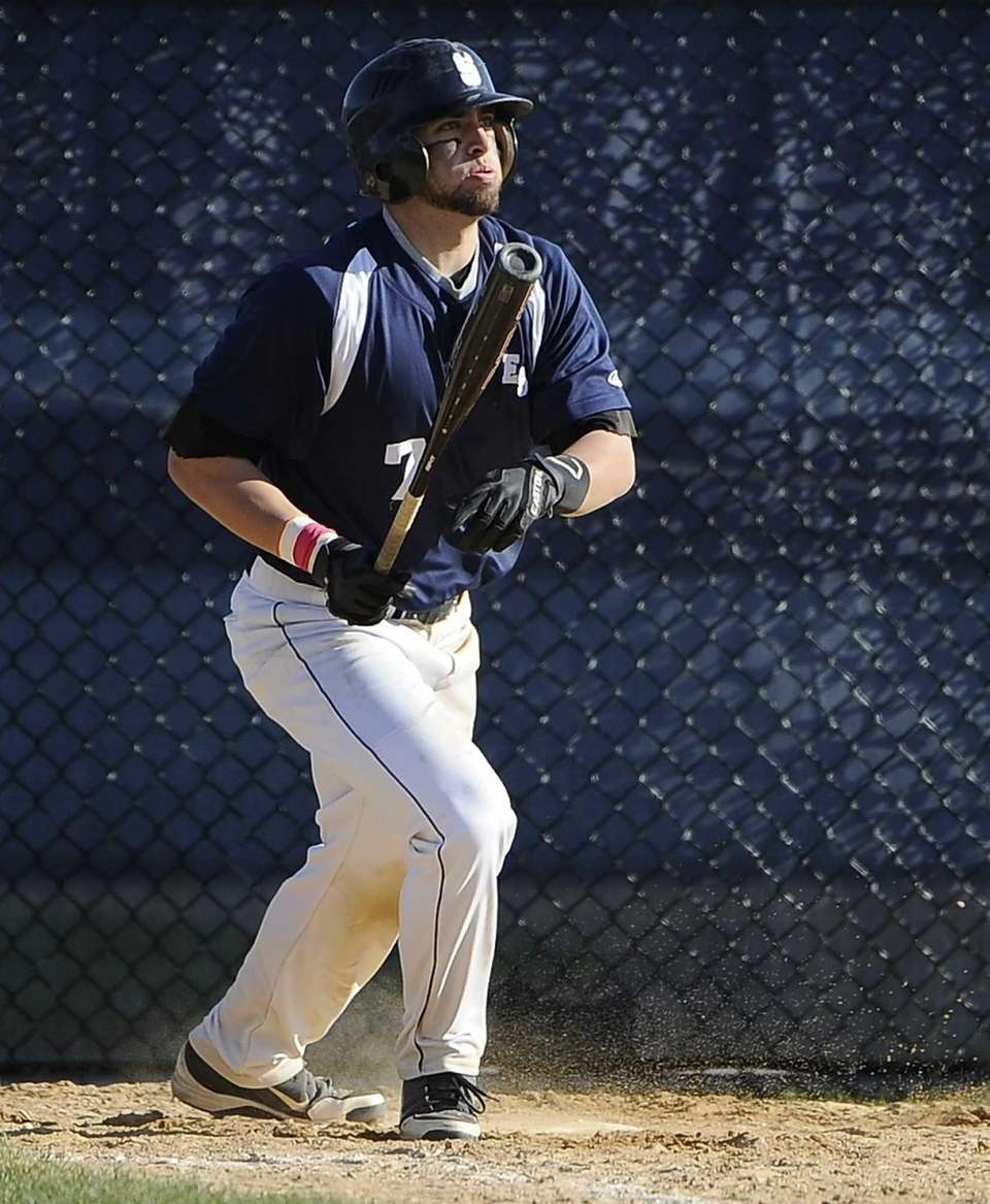 All-Long Island Baseball Second Team Mat Annunziata, Eastport-South