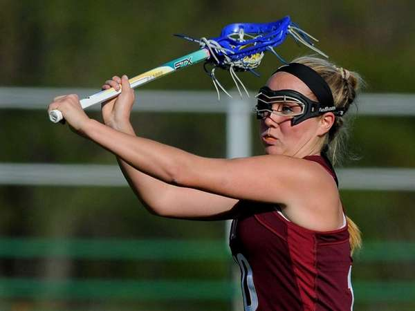 All-Long Island Girls Lacrosse Second Team Kasey Behr,