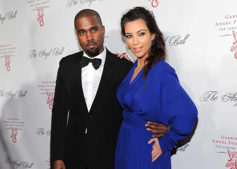 Parents: Kanye West and Kim Kardashian Children: North,