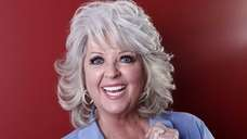 Celebrity chef Paula Deen in Manhattan. (Jan. 17,