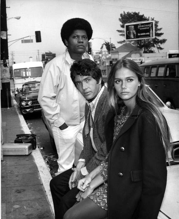 quot;The Mod Squadquot; starred Clarence Williams III, Michael