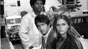 """The Mod Squad"" starred Clarence Williams III, Michael"