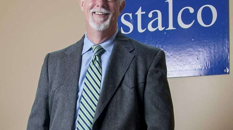 Stalco's Kevin Harney credits a plan of expansion