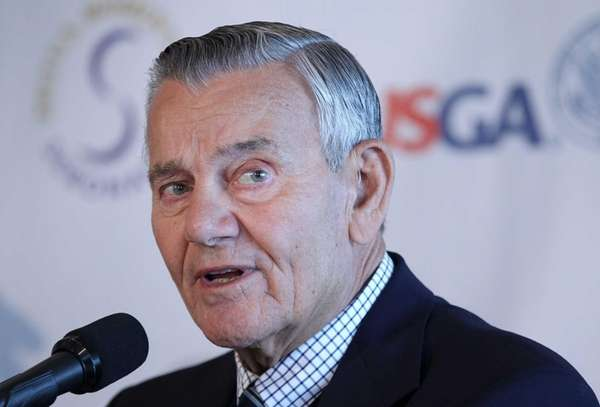 Michael Pascucci, owner of the Sebonack Golf Club,