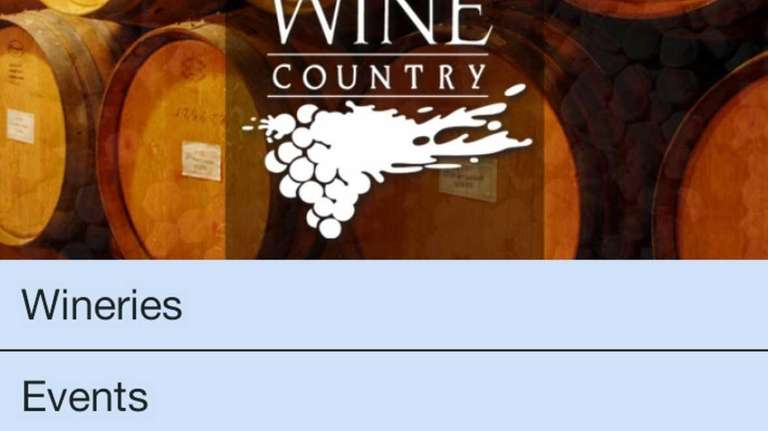 Long Island Wine Council's official app provides directions,