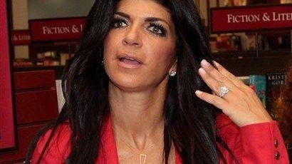 Teresa Giudice, star of the reality television show