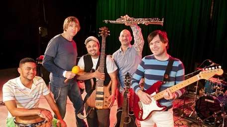 Hot Peas 'N Butter performs Latin, Afro-Caribbean, jazz,