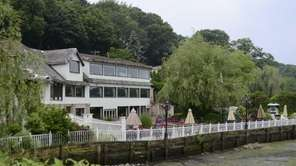 The historic Thatched Cottage is on East Main