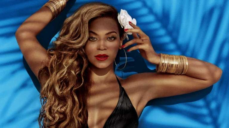 Beyoncé models H&M's nod to the fringe fad