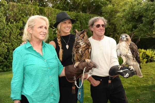 Jane Gill, Great Horned Owl, Beth Ostrosky Stern,