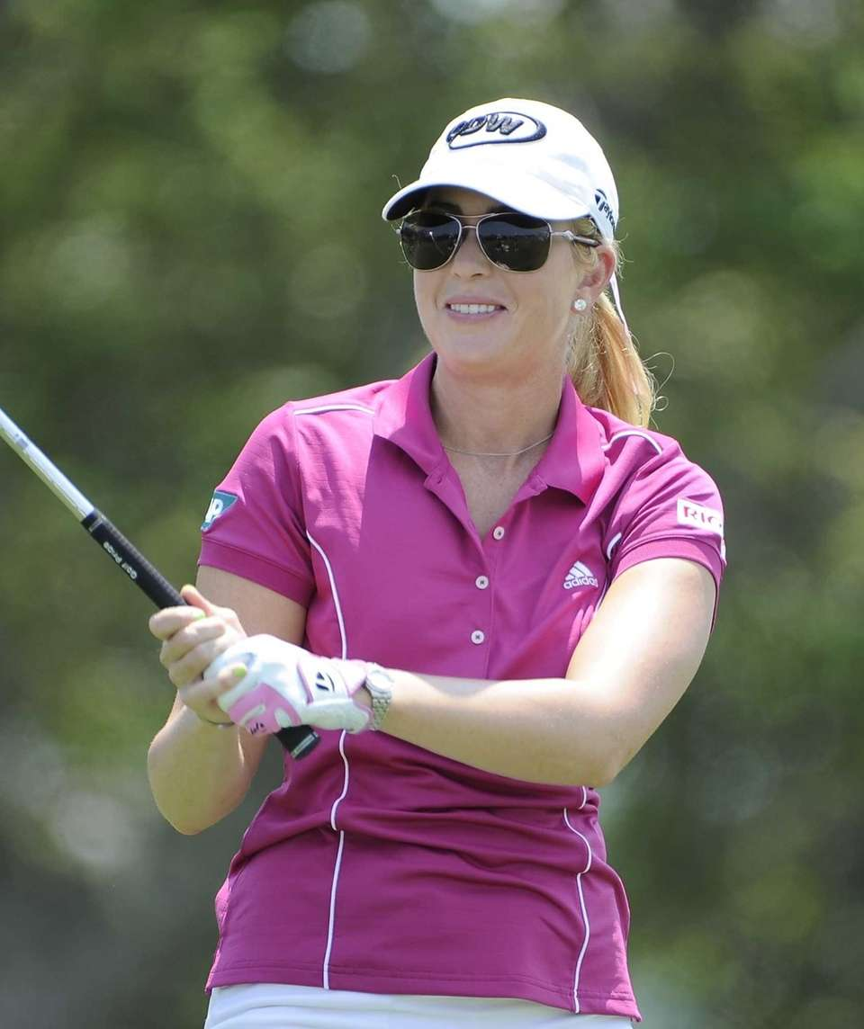 Paula Creamer, the 2010 U.S. Women's Open champion,