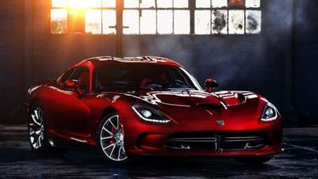 The Viper was first released by Dodge in