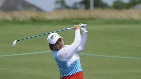 Inbee Park, the 2008 U.S. Women's Open champion,