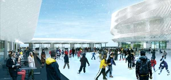 A rendering from Forest City Ratner includes an