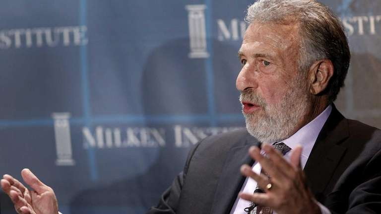 Men's Wearhouse said George Zimmer, who owns just