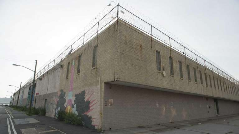 Exterior of 145 West Street in the Greenpoint