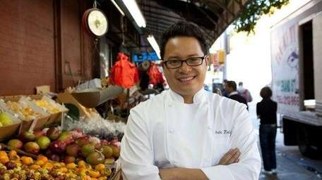 Celebrity chef Dale Talde is one of many