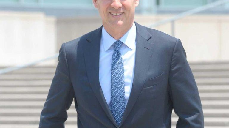 Former Nassau County Executive Tom Suozzi leaves Federal