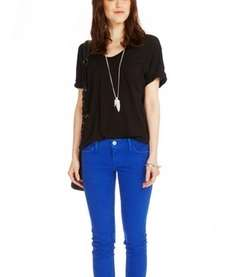 Rebecca Minkoff's new Denim & Tees line helps