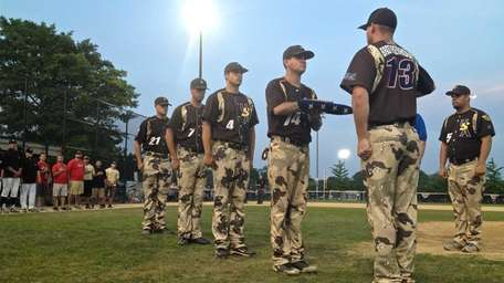 The U.S. Military All Stars team presented the