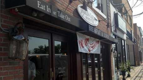 Javier's Cafe in Smithtown serves breakfast and lunch.
