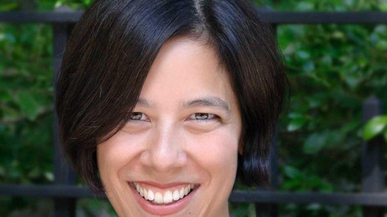 Susan Choi, author of