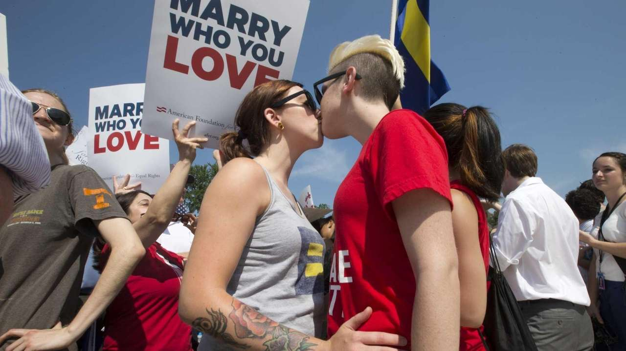 Civil war a battle for gay marriage