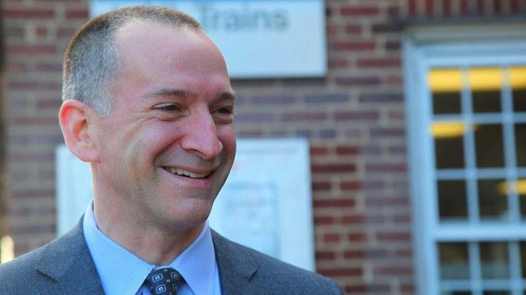 Adam Haber, Democratic candidate for Nassau County executive,